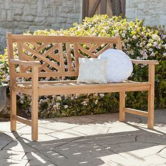 Jordan Chippendale Outdoor Bench