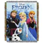 Disney Frozen Fun Tapestry Throw