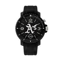 Sparo Men's Ghost Oakland Athletics Watch