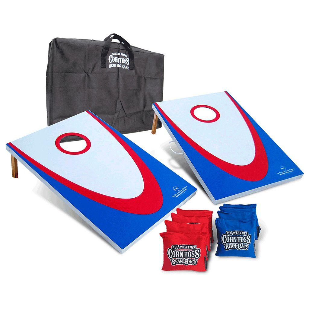 Driveway Games Backyard Edition Corntoss Bean Bag Game with Bag