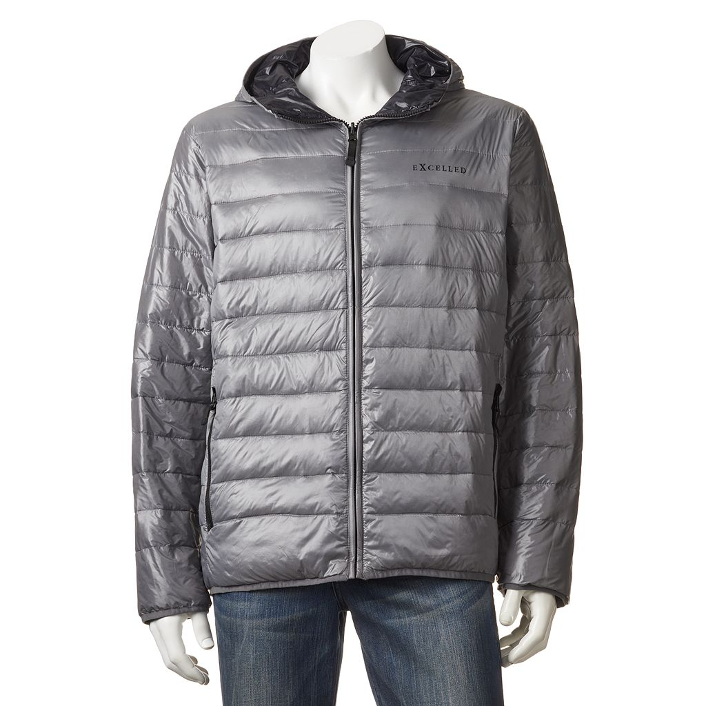 Big & Tall Excelled Packable Puffer Jacket