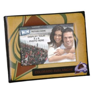 "Colorado Avalanche 4"" x 6"" Vintage Picture Frame"