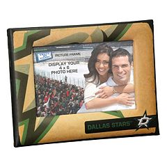 Dallas Stars 4' x 6' Vintage Picture Frame