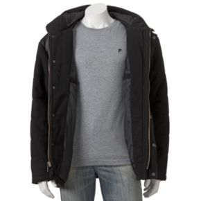 Men's Excelled Channel Quilted Jacket
