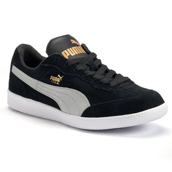 PUMA Liga Men's Suede Sneakers