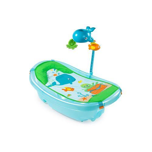 summer infant ocean buddies newborn to toddler tub. Black Bedroom Furniture Sets. Home Design Ideas
