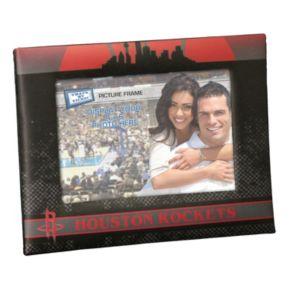 "Houston Rockets 4"" x 6"" Vintage Picture Frame"