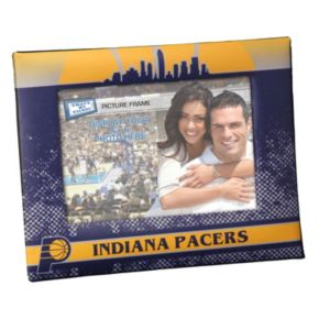 """Indiana Pacers 4"""" x 6"""" Vintage Picture Frame"""