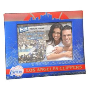 """Los Angeles Clippers 4"""" x 6"""" Vintage Picture Frame"""