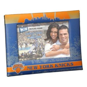 "New York Knicks 4"" x 6"" Vintage Picture Frame"