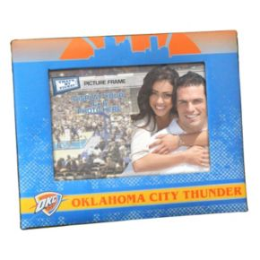 "Oklahoma City Thunder 4"" x 6"" Vintage Picture Frame"