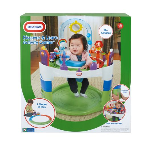Little Tikes Discover and Learn Activity Center
