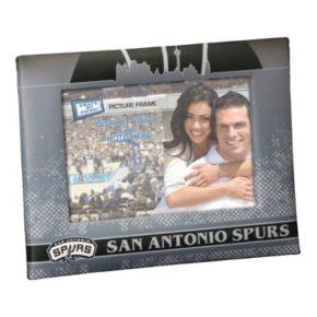 """San Antonio Spurs 4"""" x 6"""" Vintage Picture Frame"""