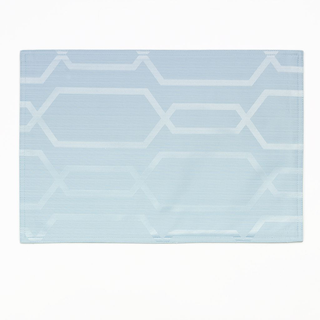 Food Network™ Geo Lattice Stain-Resistant Microfiber Placemat