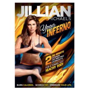 Jillian Michaels Yoga Inferno DVD