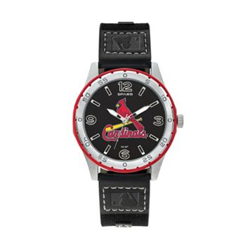 Sparo Men's Player St. Louis Cardinals Watch