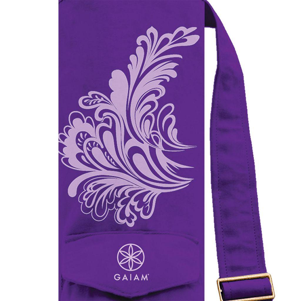Gaiam Watercress Yoga Mat Bag