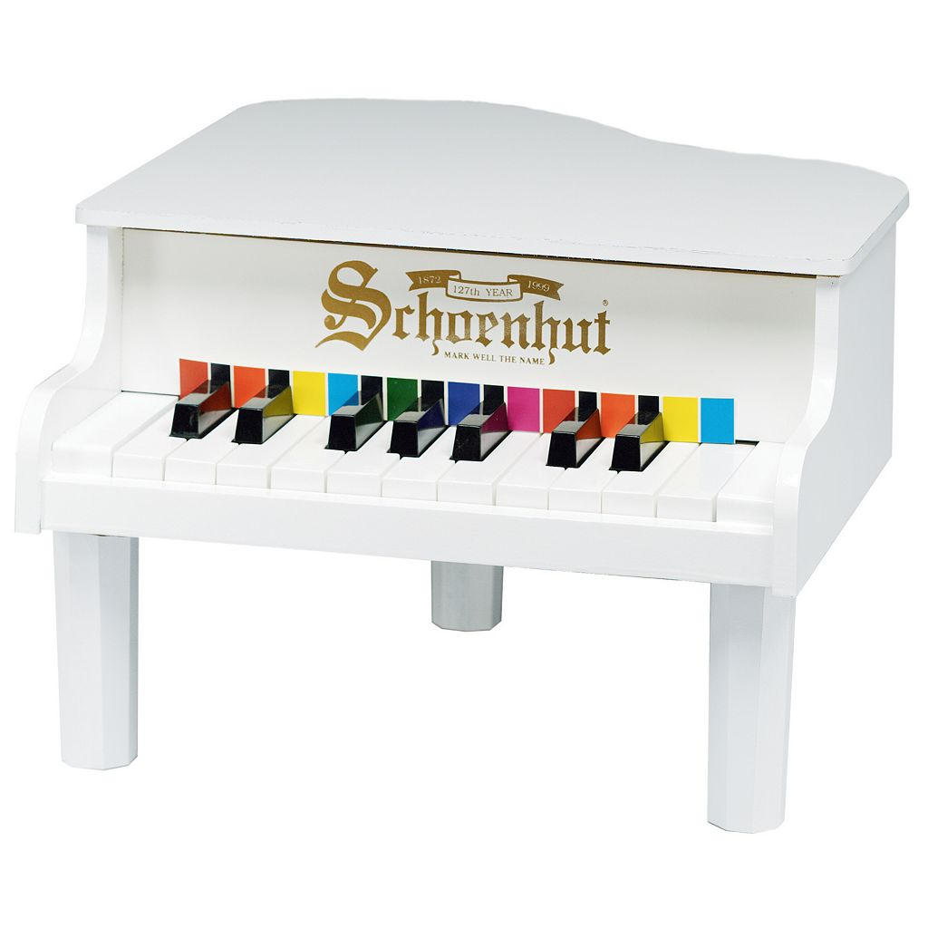 Schoenhut 18-Key Mini Grand Toy Piano