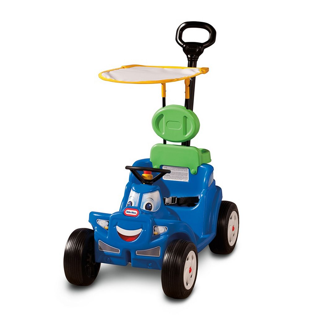 Little Tikes Deluxe 2-in-1 Cozy Roadster