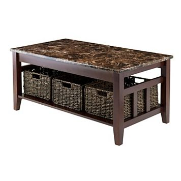 Winsome Zoey Coffee Table