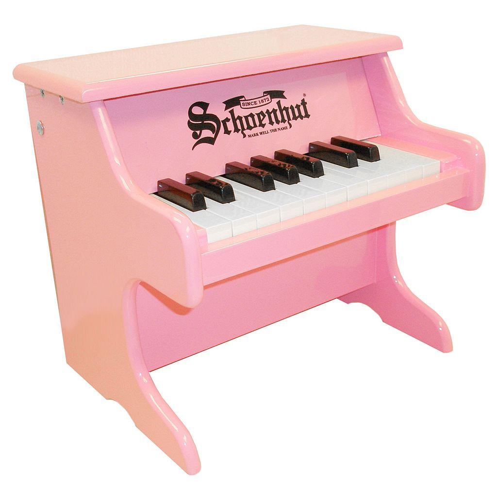 Schoenhut 18-Key Pink My First Piano
