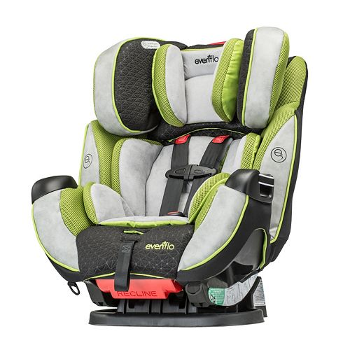 Youtube Evenflo Symphony Car Seat