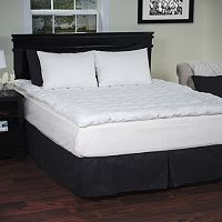 2-in. Down-Alternative Mattress Topper