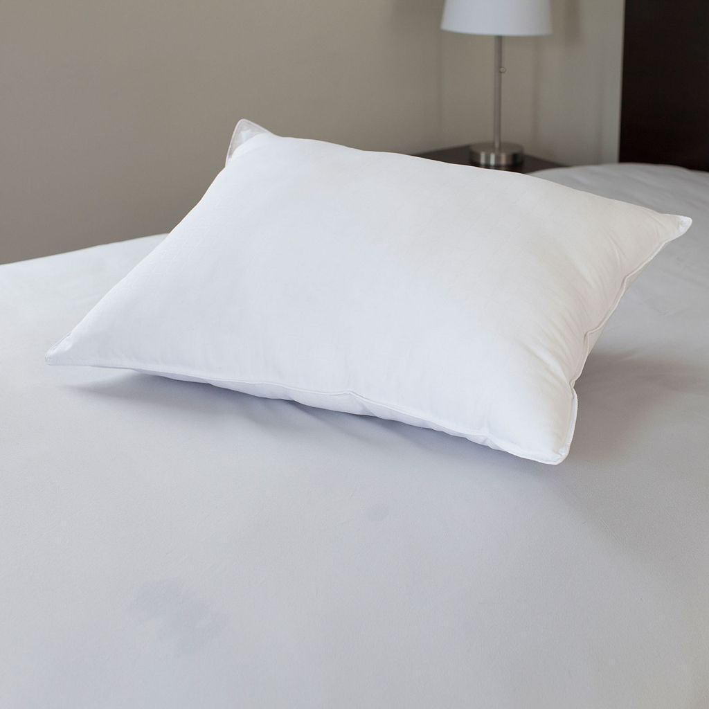 Ultrasoft Down-Alternative Pillow