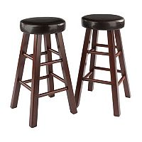 Winsome Marta 2 pc Counter Stool Set