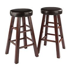 Winsome Marta 2-piece Counter Stool Set