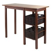 Winsome Egan 3 pc Dining Table Set