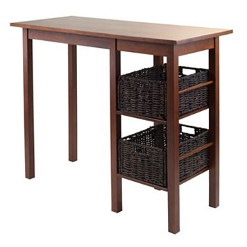 Winsome Egan 3-piece Dining Table Set