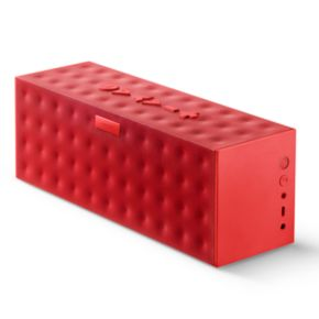 Jawbone Big Jambox Portable Wireless Bluetooth Speaker - Red Dot