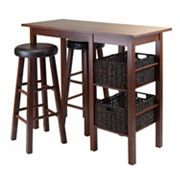 Winsome Egan 5 pc Dining Table Set
