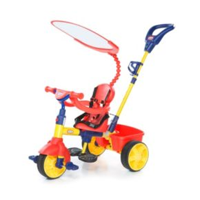Little Tikes 4-in-1 Basic Edition Trike