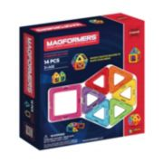 Magformers 14-pc. Rainbow Set