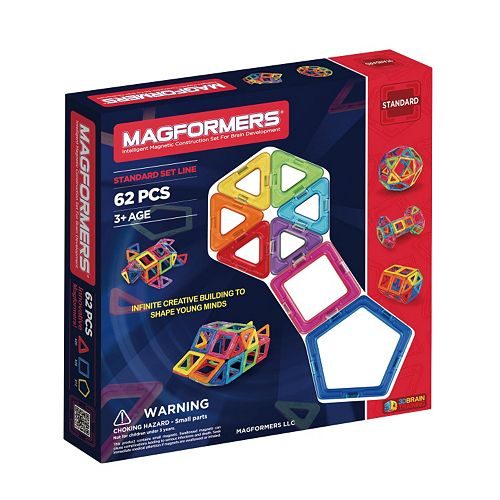 Magformers 62-pc. Set
