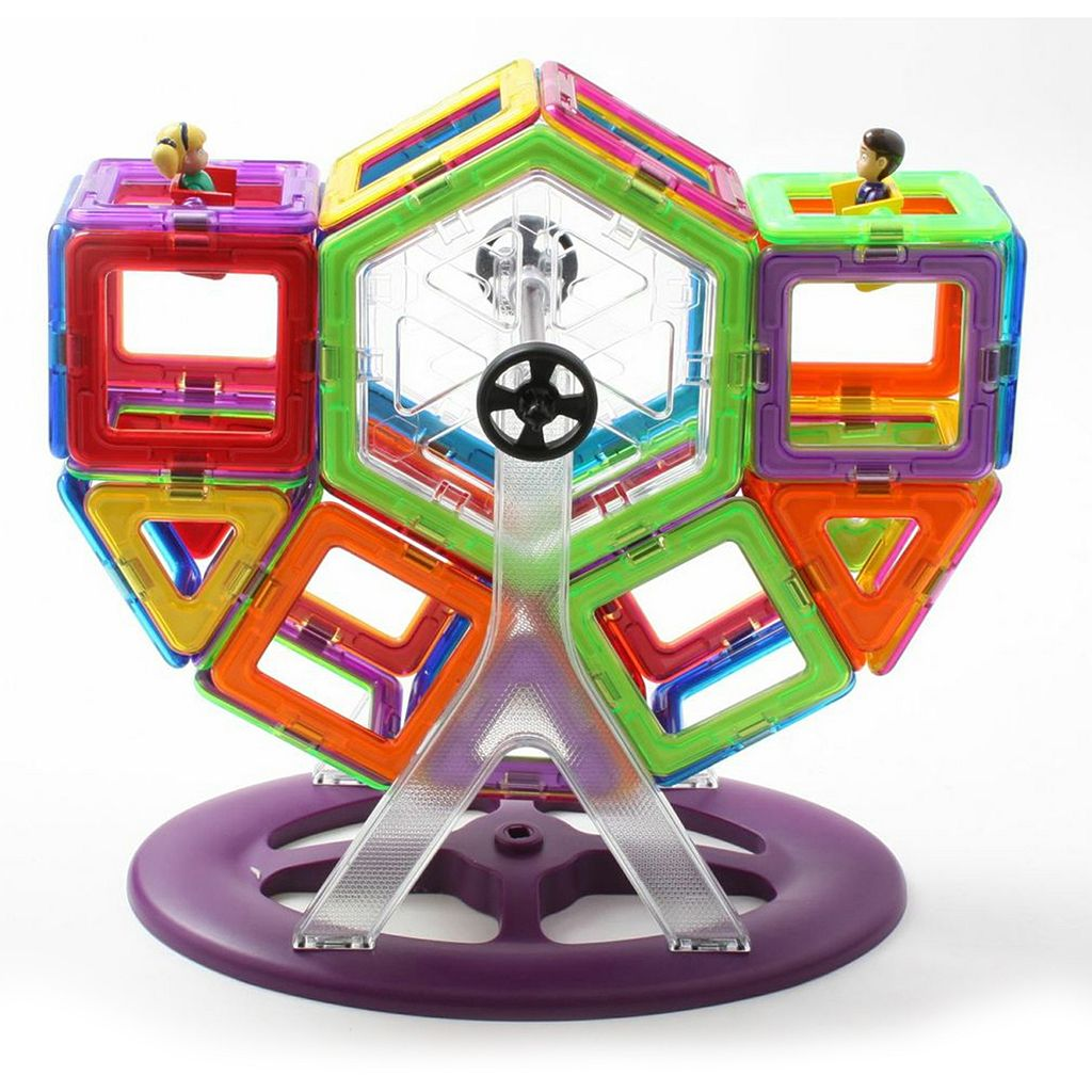 Magformers 46-pc. Carnival Set