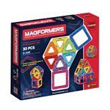 Magformers 30-pc. Rainbow Set
