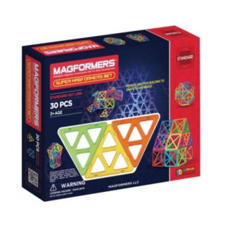 Magformers 30-pc. Super Set