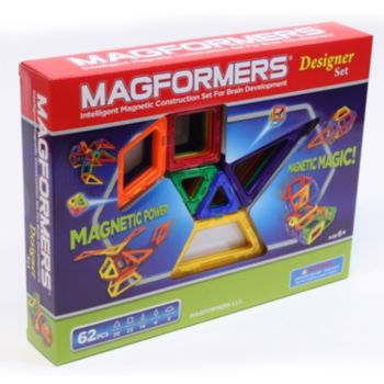 Magformers 62-pc. Designer Set