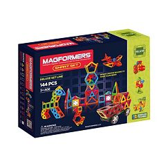Magformers 144-pc. Smart Set