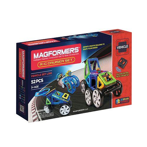Magformers R/C Cruisers Set