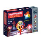 Magformers 55-pc. Light Show Set