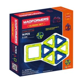 Magformers 14-pc. Classic Set