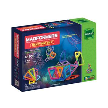 Magformers 46-pc. Deep Sea Set