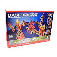 Magformers 174 pc Landmark Set