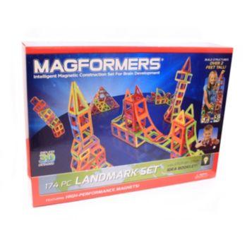 Magformers 174-pc. Landmark Set