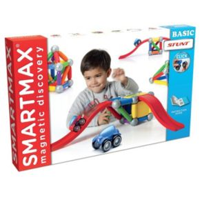SmartMax Magnetic Discovery Stunt Set