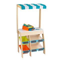 KidKraft Grocery Marketplace Play Set